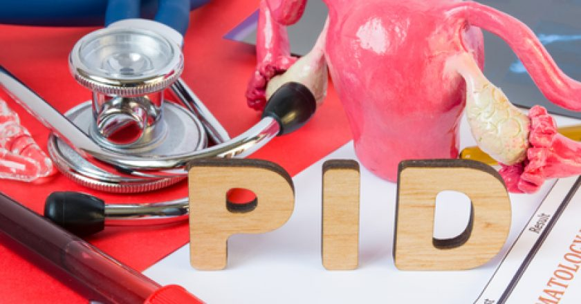 PID abbreviation or acronym of pelvic inflammatory disease, infection or inflammation of organs of female reproductive system. Wor | © Ivan Shidlovski | Dreamstime Stock Photos