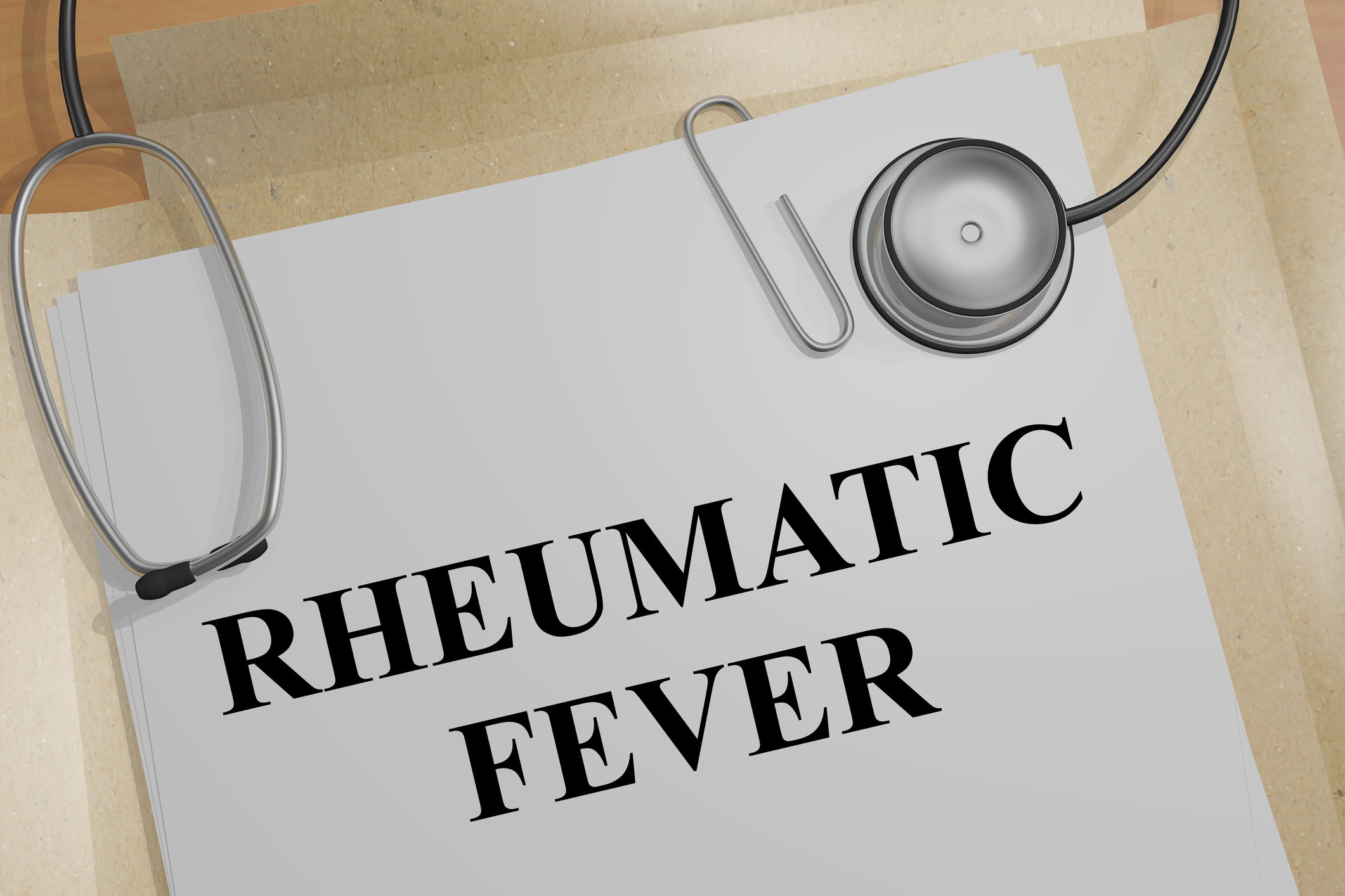 Ρευματικός πυρετός