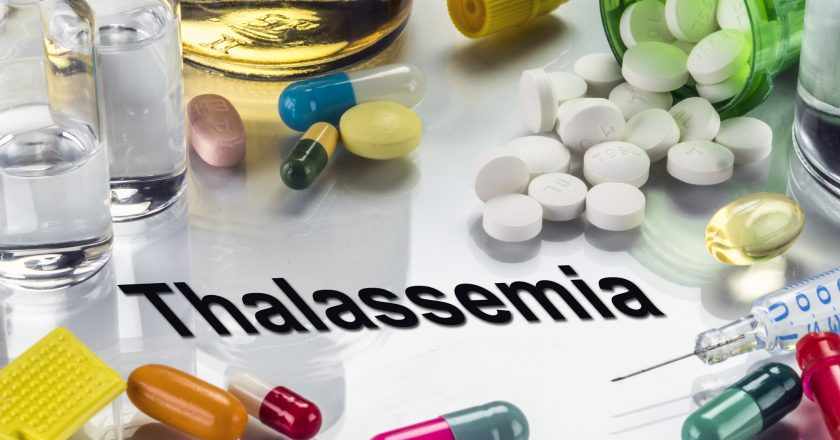 Thalassemia, Medicines As Concept Of Ordinary Treatment, Conceptual Image