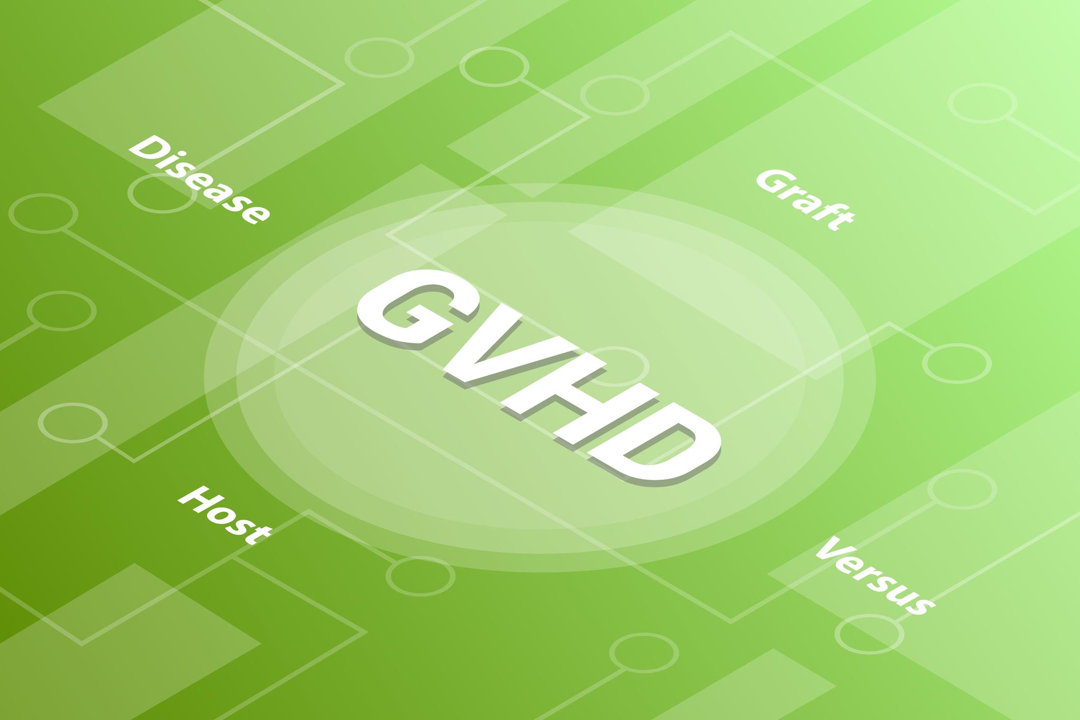 νόσος μοσχεύματος έναντι του ξενιστή (GvHD)