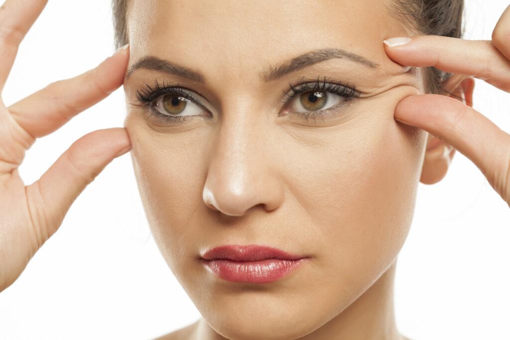 Skin care - wrinkles | © Vladimirfloyd | Dreamstime Stock Photos