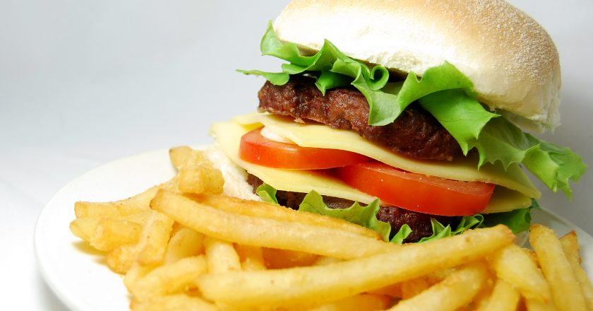 Fast food   © Lucian Milasan   Dreamstime Stock Photos