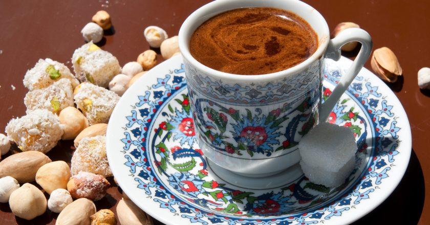 καφές ξηροί καρποί