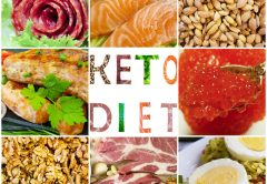 Keto diet food collage | © Tanyalev1978 | Dreamstime Stock Photos
