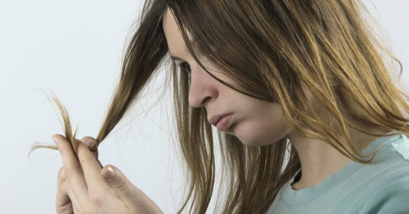 Damaged hair | © Triocean | Dreamstime Stock Photos