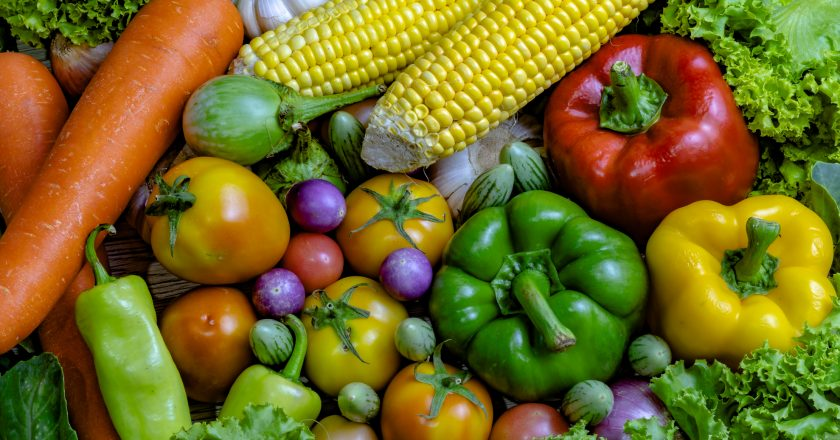Vegetables are good for health |
