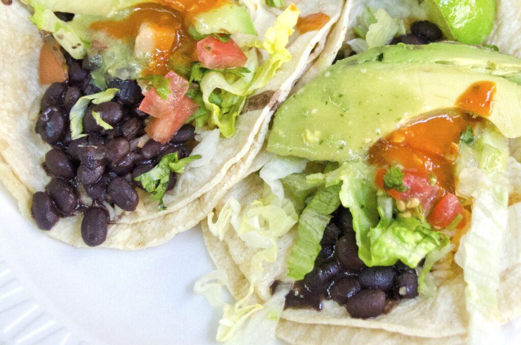 Vegetarian Tacos |