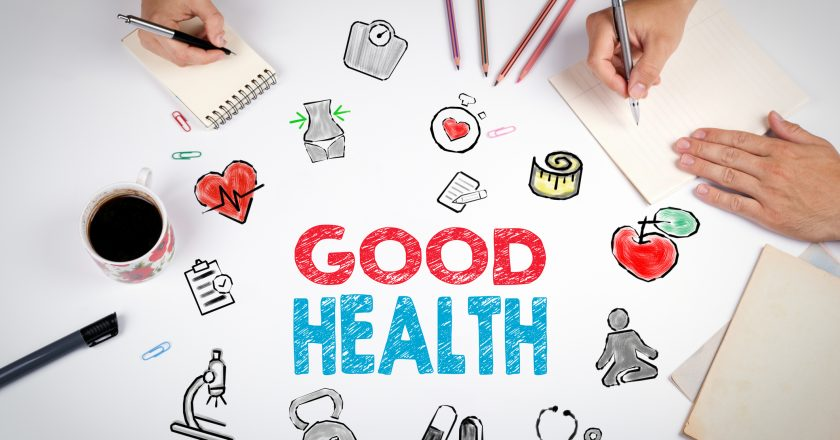 Good Health concept. Healty lifestyle background. The meeting at |