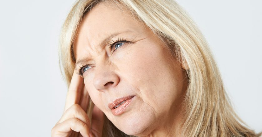 Mature Woman Suffering From Memory Loss   © Ian Allenden   Dreamstime Stock Photos
