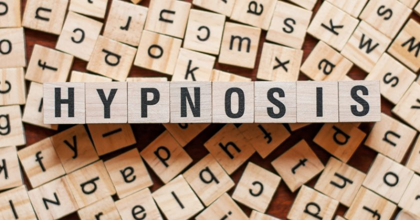 Hypnosis word concept | © Sergeyacros | Dreamstime Stock Photos