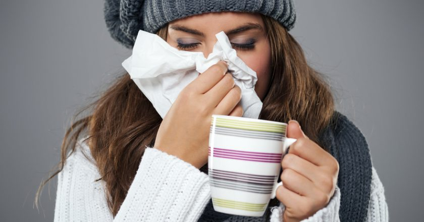 Awful flu | © Gpointstudio | Dreamstime Stock Photos