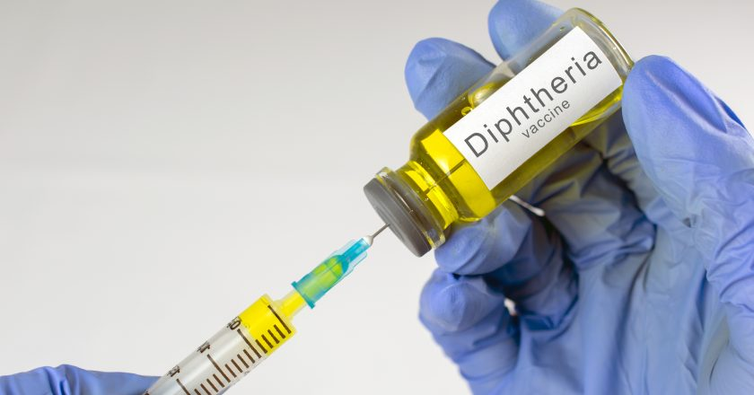 Diphtheria vaccine
