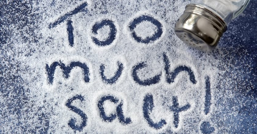 Too Much Salt | © Robynmac | Dreamstime Stock Photos