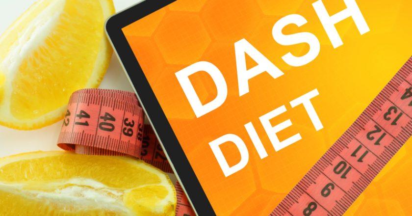 Dash diet on tablet. | © Designer491 | Dreamstime Stock Photos