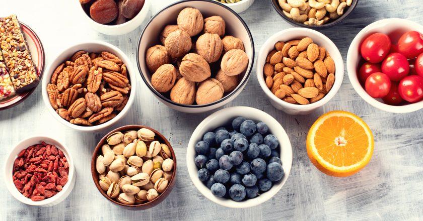 Healthy snacks.Healthy food concept | © Bit24 | Dreamstime Stock Photos