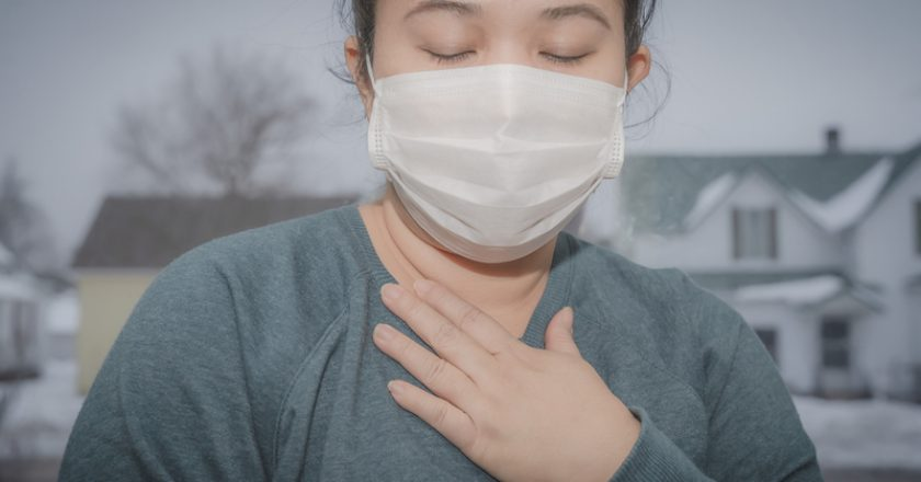 Novel coronavirus 2019-nCoV, MERS-Cov middle East respiratory syndrome. Protective medical mask and medicines, pills against the | © Pjoxx1999 | Dreamstime Stock Photos