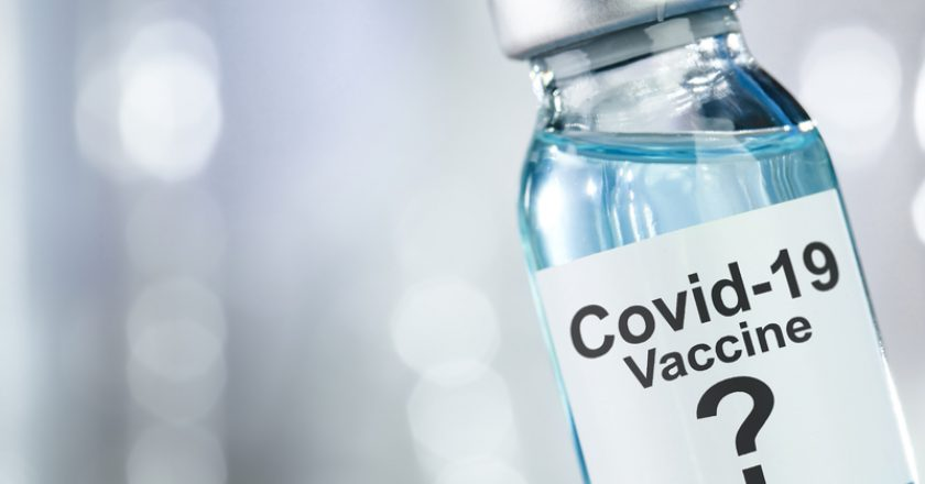 Possible cure with vaccine vial for Coronavirus, Covid 19 virus | © Silverv | Dreamstime Stock Photos