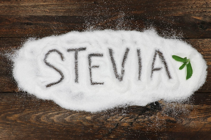 Stevia | © Bwylezich | Dreamstime Stock Photos