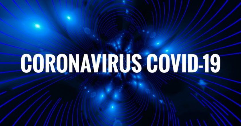 Virus Outbreak Covid-19 Header Background |