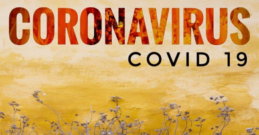 Corona Virus Covid-19 Outbreak Alert Header |