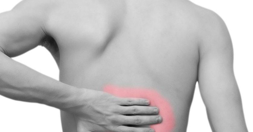 Back pain | © Matthiase | Dreamstime Stock Photos