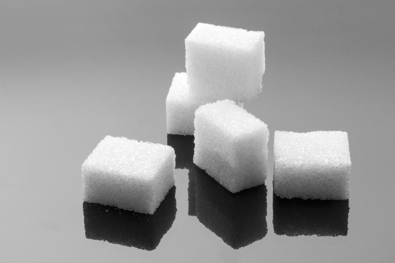 Sugar cubes |