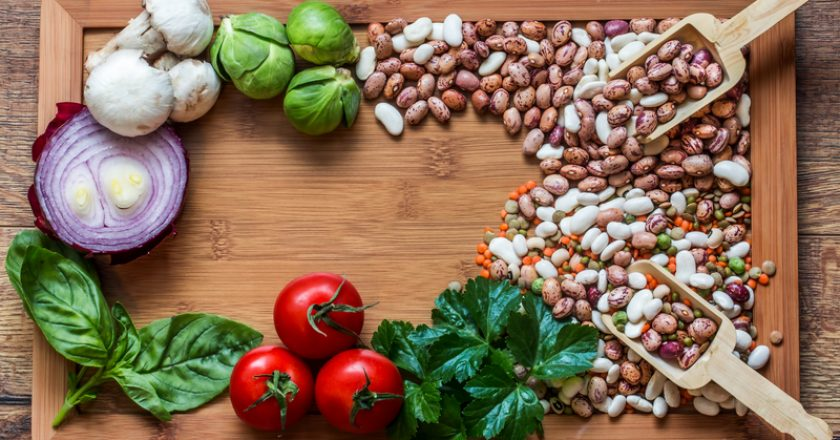 Legumes And Vegetables |