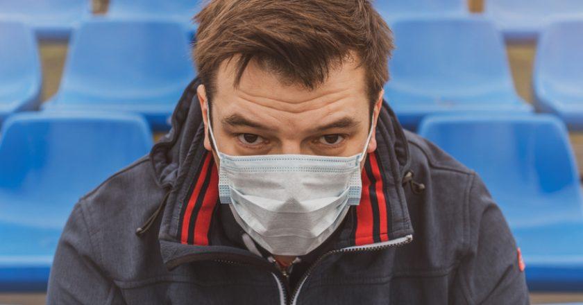 Man in surgical mask   © Grazvydas   Dreamstime Stock Photos