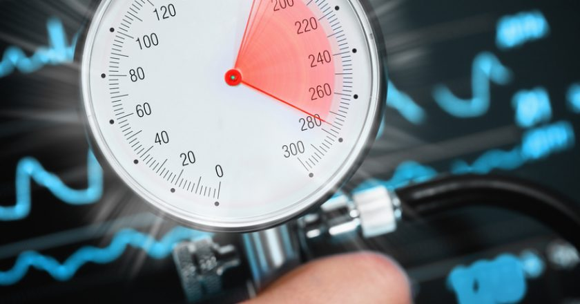 High blood pressure threatens health | © Sudok1 | Dreamstime Stock Photos