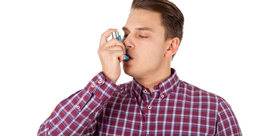 Asthma attack at young age |